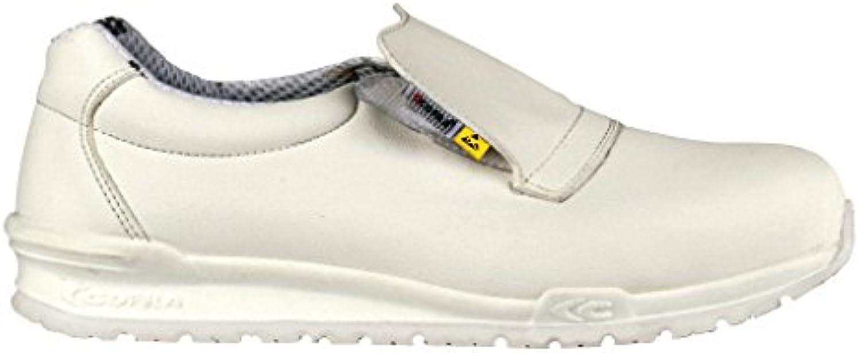 Cofra 78700 – 002.w38 zapatos microelectrónica ausilius talla color blanco, 38