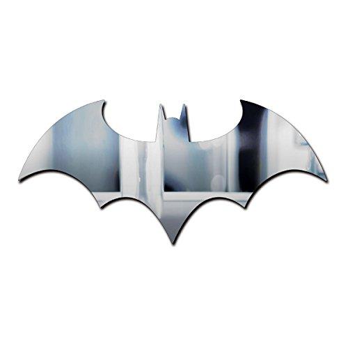 espejo-de-batman-el-hombre-murcielago-logotipo