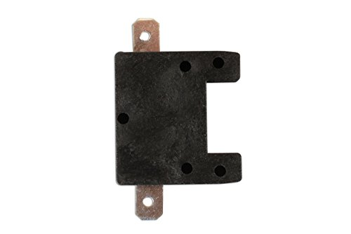 Connect - Standard Blade Fuse Holder (Black) Pk 1 - 36859