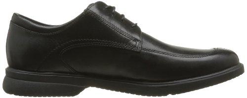 Rockport Alfrew, Chaussures de ville homme Noir