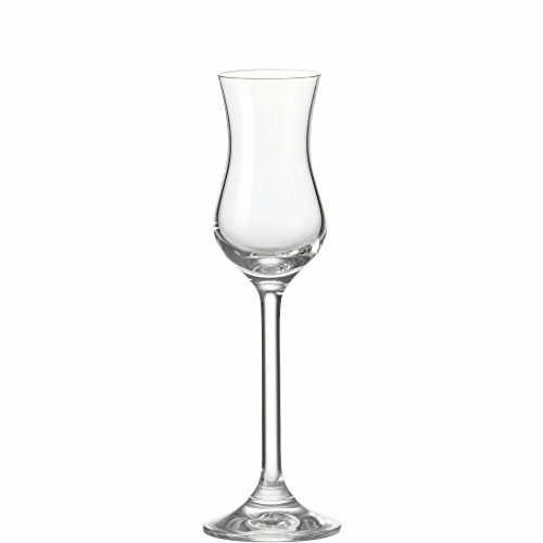 Leonardo Daily Grappaglas, 63319, Glas, 80 ml