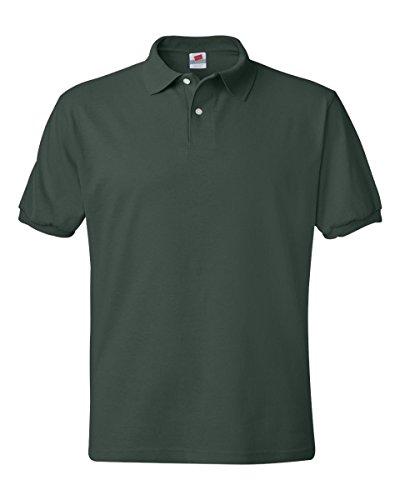 Best Man Ever auf American Apparel Fine Jersey Shirt Dunkelgrün