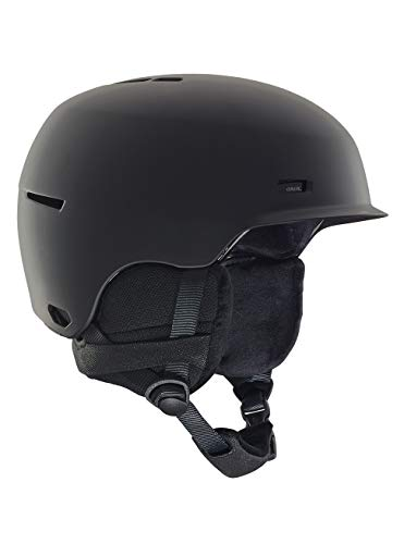 Anon highwire, casco snowboard uomo, black, m