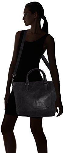Sansibar Levante, shoppers Schwarz (Black)