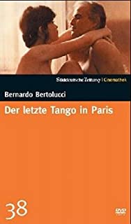 Der letzte Tango in Paris, 1 DVD, dtsch. u. engl. Version
