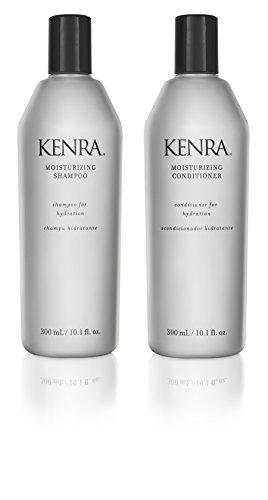 Kenra Moisturizing Conditioner (Kenra Professional: Classic Moisturizing Shampoo + Conditioner Combo, 10.1 oz by Kenra Professional)
