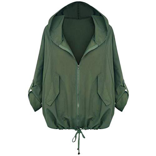 DIPOLA Herbst Und Winter Neue Damen Casual Doppelreißverschluss Mit Kapuze Langarmjacke passenden Tasche Sweatshirt Mantel Jacke Colorblock Track Pant
