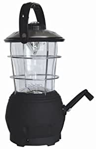 ULTRA BRIGHT 12 LED WIND UP LANTERN FOR OUTDOOR/CAMPING USE
