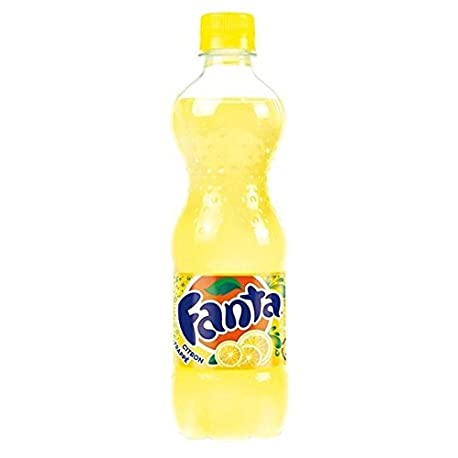 Fanta Citron 50cl pack de 24