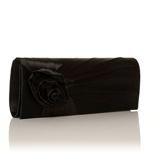 Core Collection  BAG 629, Damen Clutch Schwarz