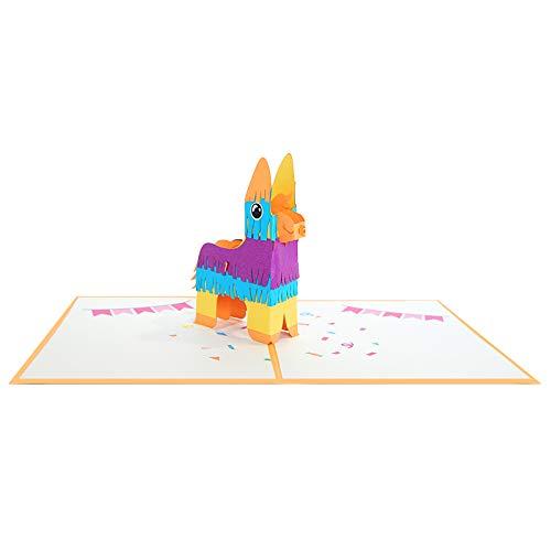 PaperCrush® Tarjeta Pop-Up cumpleaños infantiles