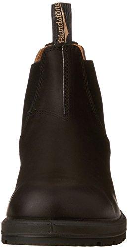 Blundstone Classic Comfort 550, Stivali Unisex A Maniche Corte Per Adulti Neri