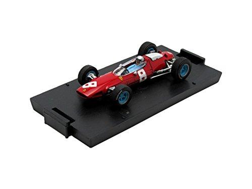Modellino Auto Ferrari 156 GP Austria 1964 Bandini L. + Pilota 1:43 2011 Model R289CH