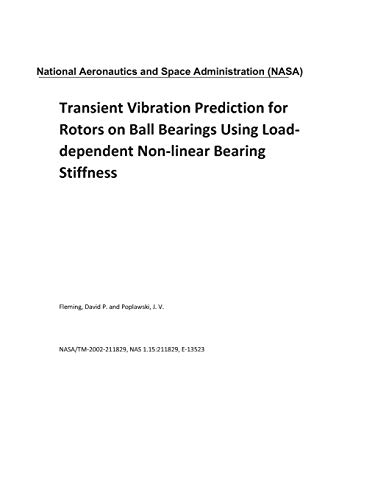 Prediction for Rotors on Ball Bearings Using Load-dependent Non-linear Bearing Stiffness ()