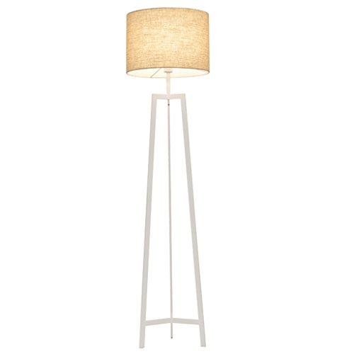 MENA HOME- Stehlampe Moderne einfache moderne Schlafzimmer-Schlafzimmer-Lampe Modernes Wohnzimmer-Sofa -