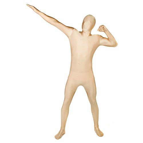 Morphsuits MSGOL - Kostüm, L, gold