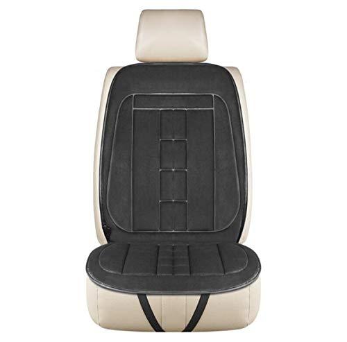 n Auto Sitzbezug, Winter Home Office Warme Auto Fußmatte 12 V Auto Universal Sitzkissen 30 Sekunden Schnelle Heizung ()