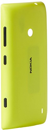 Bright Replacement Back Door Cover Panel for Microsoft Nokia Lumia 520- Yellow