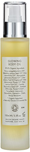 Willow Organic Beauty Butterfly Range Rosehip, Almond & Barbary Fig Glowing Body Oil 100 ml