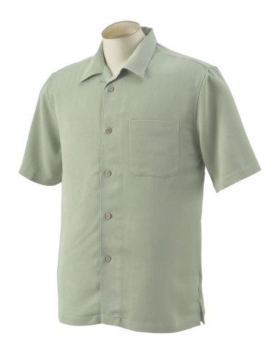 Preisvergleich Produktbild Men's Bahama Cord Camp Shirt GREEN MIST XL