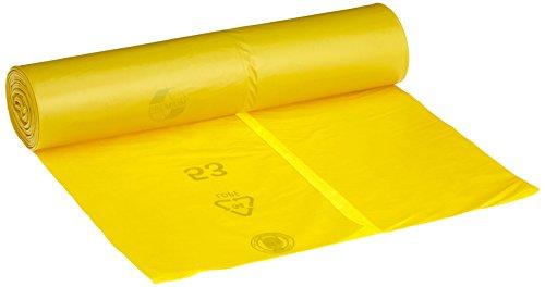 deiss Premium 13023bolsas de residuos, 700mm x 1100mm, tipo 60, 25por ro...