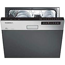 Rosieres RLI1D53X Lave Vaisselle couverts15 place_settings 44 decibels Classe: 618248