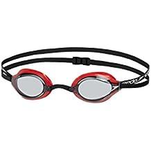 Speedo Fastskin Speedsocket 2 Gafas, Unisex Adulto, Rojo, M