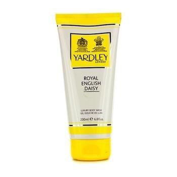 Yardley Royal English Daisy Luxury Body Wash ~ 6.8 Fl Oz by Yardley