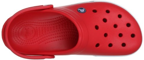 Crocs Band 2.5, Sabots mixte adulte Rouge (Red/Navy)