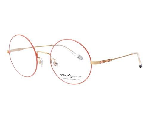 Etnia Barcelona Brille (CAMDEN PKGD) Metall matt orange - matt gold -