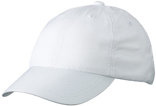 Myrtle Beach Uni Cap Coolmax, White, One Size, MB610 wh