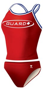 TYR Guard Dimaxback Tankini - Tyr Guard