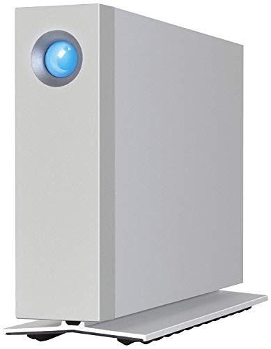 LaCie - d2 4TB USB 3.0 Professional Desktop 3.5' Disco duro externo para Mac y PC