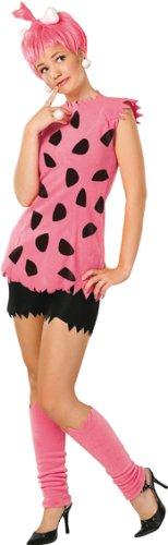 Flintstones Damen Kostüm Pebbles Feuerstein Gr. XS - Kostüm Pebbles