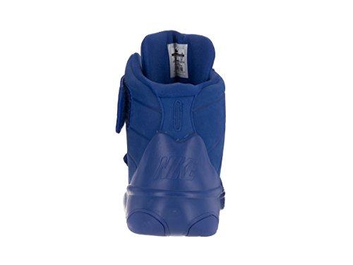 Nike Marxman Prm, Chaussures de Sport-Basketball Homme Bleu - Azul (Racer Blue / Racer Blue-Rcr Blue)