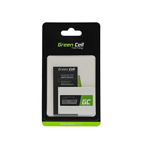 green cell® blc-2 batteria per nokia 3310 3410 3510i (li-ion pile 1200mah 3.7v)