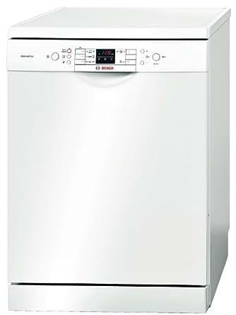 Bosch SMS54M52EU Autonome 13places A++ lave-vaisselle - lave-vaisselles (Autonome, Blanc, Blanc, 1,75 m, 1,65 m, 13 places)