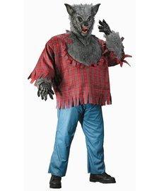 Werwolf-Kostüm Größe Wild