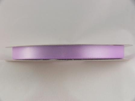 5 m lavendel/flieder Geschenkband aus Satin, doppelseitig, 10 mm breit, 3/20.32 cm) Geschenkpapier, Basteln und Floristik (Doppelseitiges Satin-band Lavendel)