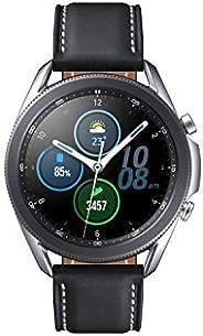 ساعة سامسونج جالكسي 3 الذكية، مراقبة طوال اليوم للعلامات الصحية التي تدعم أسلوب الحياة، هيكل مصنوع من الستانلس