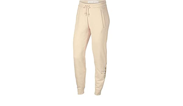 Nike Sportswear Rally Pantalon Femme Saumon M (Medium
