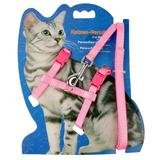 #4: Kreak n Krips Cat Harness Leash Nylon Set (Small)