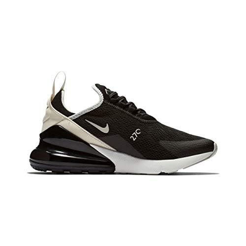 wholesale dealer 97099 c2ef1 Nike Damen W Air Max 270 Leichtathletikschuhe, Mehrfarbig (Black Light Bone  010),