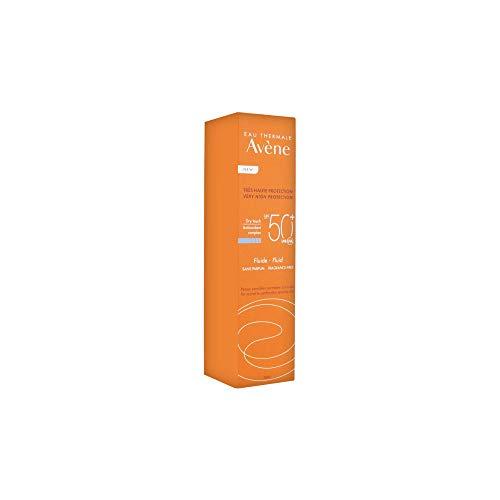 Avene High Protection Sun Emulsion mit Duftstoffen SPF50+ 50ml