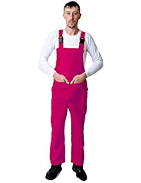 54e20cc2406f Road Master Bib and Brace Dungaree Overalls Painters Suit For Decorators  Builders