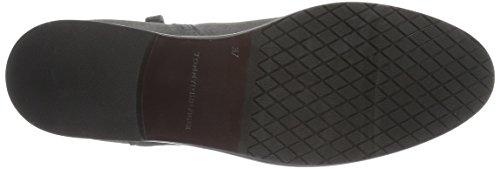 Tommy Hilfiger Damen B1285erry 17b Kurzschaft Stiefel Grau (magnet 916)