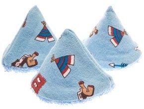 The Peepee Teepee for the Sprinkling WeeWee: 5 Wild West in Cellophane Bag by Beba Bean (Beba Bean)