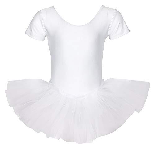 tanzmuster tutú de ballet 'Alina' de manga corta para...