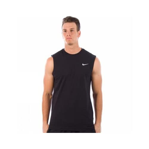 31CSFPbh0QL. SS500  - Nike Classic Mens Basic Sleeveless T-Shirt