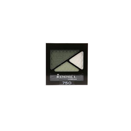 RIMMEL LONDON Glam'Eyes Trio Eyeshadow - Tempting